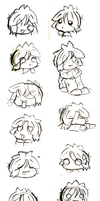 Random Character Emotes by Maplemay