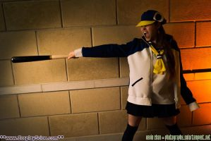 Fuka Smash by The-Cosplay-Scion