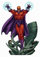 Magneto-color02 by thesilvabrothers