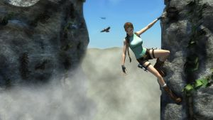 Climbing from Legend by James--C