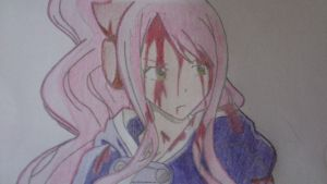 Meredy Hurt by Merevy1706