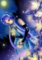 Moonlight flower Sytry by cutieyuka