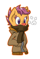 Winter Scoots by thepiplup