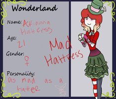 Mad As A Hatter App by SteampunkedRP