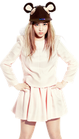 Lee Hi Render png by classicluv