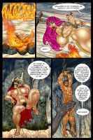 Queen For a Day Sample Page 2 by ArtbroJohn
