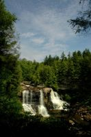 Blackwater Falls by TimLaSure
