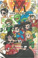 Earth 42 Multiversity sketch cover by PonyGoddess