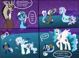 The Test: DTA Entry 1 by PandoraRose22