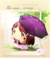 Riko's mom loves the Rain by Kauthar-Sharbini