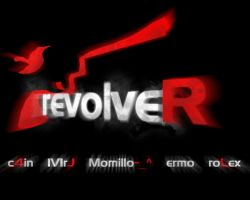 revolveR Wallpaper by Momillo