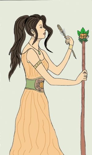 Demeter-colored