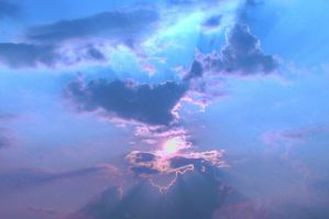 Painted Sky 2 by csloh