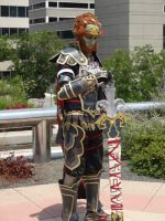 Zelda's Ganondorf Cosplay by GamerZone18