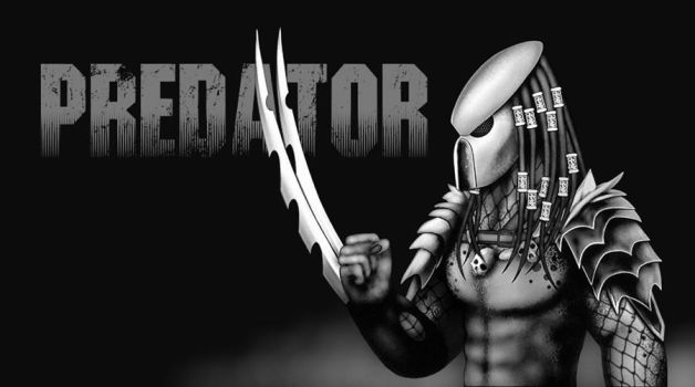 Predator W.I.P. Update by Ajpunisher