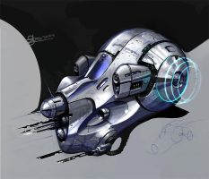 Divesion fighter. by vlda