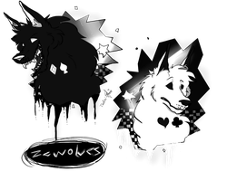 .-Contest Zewolves-. by Trufinita
