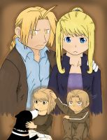 FMA: Sadness by Maggy23