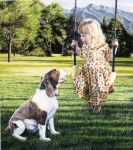 Abby and Louie by SheriLynn