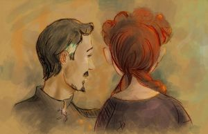We're all liars here... (Petyr and Sansa) by SmudgeThistle