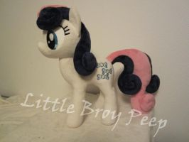 mlp BonBon Plush ( auction) by Little-Broy-Peep