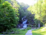 The Path to Kent Falls by RealityIntolerant