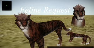 Feline Request by mevsyouvsthem9