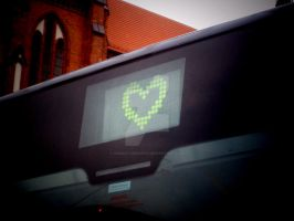 . Love bus . by KimikoTakeshita