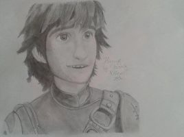 Hiccup ^^ by ElizabetaGreenleaf