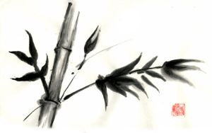 Bamboo by cazouillette