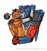 Cuddle-Skids/Rung by Marsaills