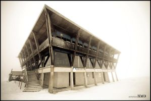 Laguiole ski station by benisa