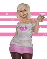 Roxy Lalonde by PeachyKeen7