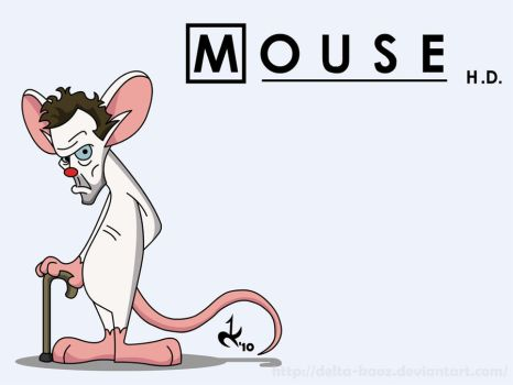 Mouse H.D. by Delta-Kaoz