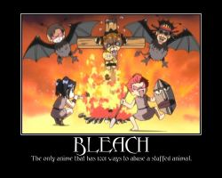 Bleach Motivational Poster by TheWanderingHero