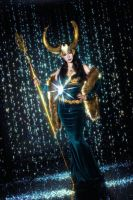 Lady Loki by AnKyeol