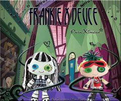 Frankie and Deuce by StrawhatNicoRobin