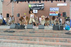 Puerto Rica/Latin Festival, Rockin Hip Hop 35 by Miss-Tbones