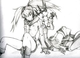 Back to Back(BRS/CRT) by Men-dont-scream