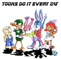 Los Toons by mariods