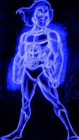 neon lion-o by AlanSchell