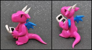 On the Go: DS Dragon by HowManyDragons