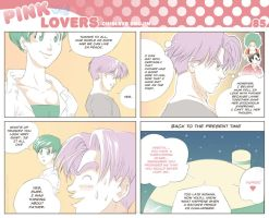 Pink Lovers 85 -S9- VxB doujin by nenee