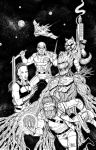 Guardians of the Galaxy by PrivateJoker1987