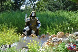 Dr. Doom by CosplayCorp
