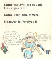 Overlord Karbo Appears by Tora044