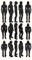 Mass Effect, Female Onyx Armour Heavy by Troodon80
