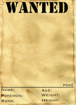 WANTED Posters by RobotsWithCookies