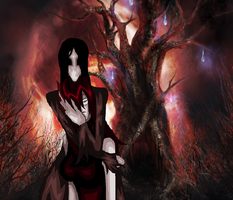 Dream of the Bloodmoon by AngelKiller666