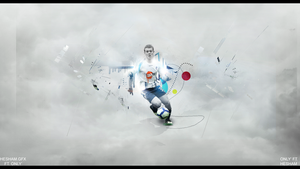 Wilshere Wall Paper by HeshamGFXER